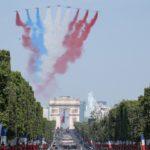 授賞式前日の7月14日は、「パリ祭」として知られるフランス革命記念日です。   July the 14th, a day before the ceremony of Hvo World Award 2018 is well-known as 'Bastille Day' (or so-called 'the Paris Festival' among Japanese people